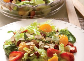 Strawberry Mandarin Oriental Salad Recipe