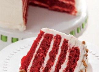 Five-Layer Red Velvet Cake Recipe