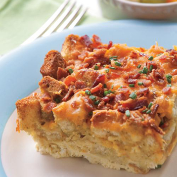 Bacon and Egg Casserole Recipe