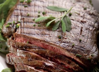 Marinated Flank Steak Recipe