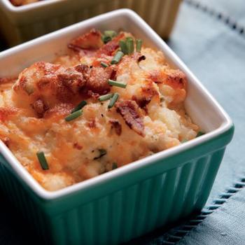 Twice Baked Potato Casserole Recipe
