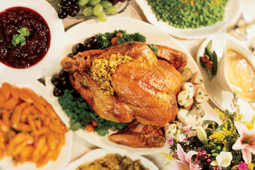 Free Thanksgiving Dinner  Rhode Island