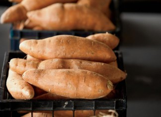 Arkansas Sweet Potatoes