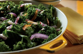 Sauteed Kale and Garlic Recipe