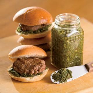 Argentinean Beef Sliders Recipe