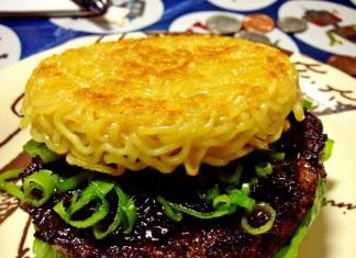 Ramen Burger - food fusions