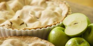 Virginia Green Apple Pie