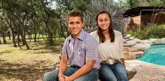 Texas youth livestock shows
