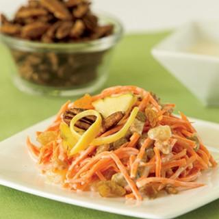 Carrot Cake Salad Recipe