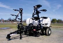 Adam's Fertilizer equipment