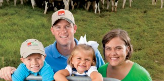 Will and Joni Gilmer of Gilmer Dairy Farm, Alabama