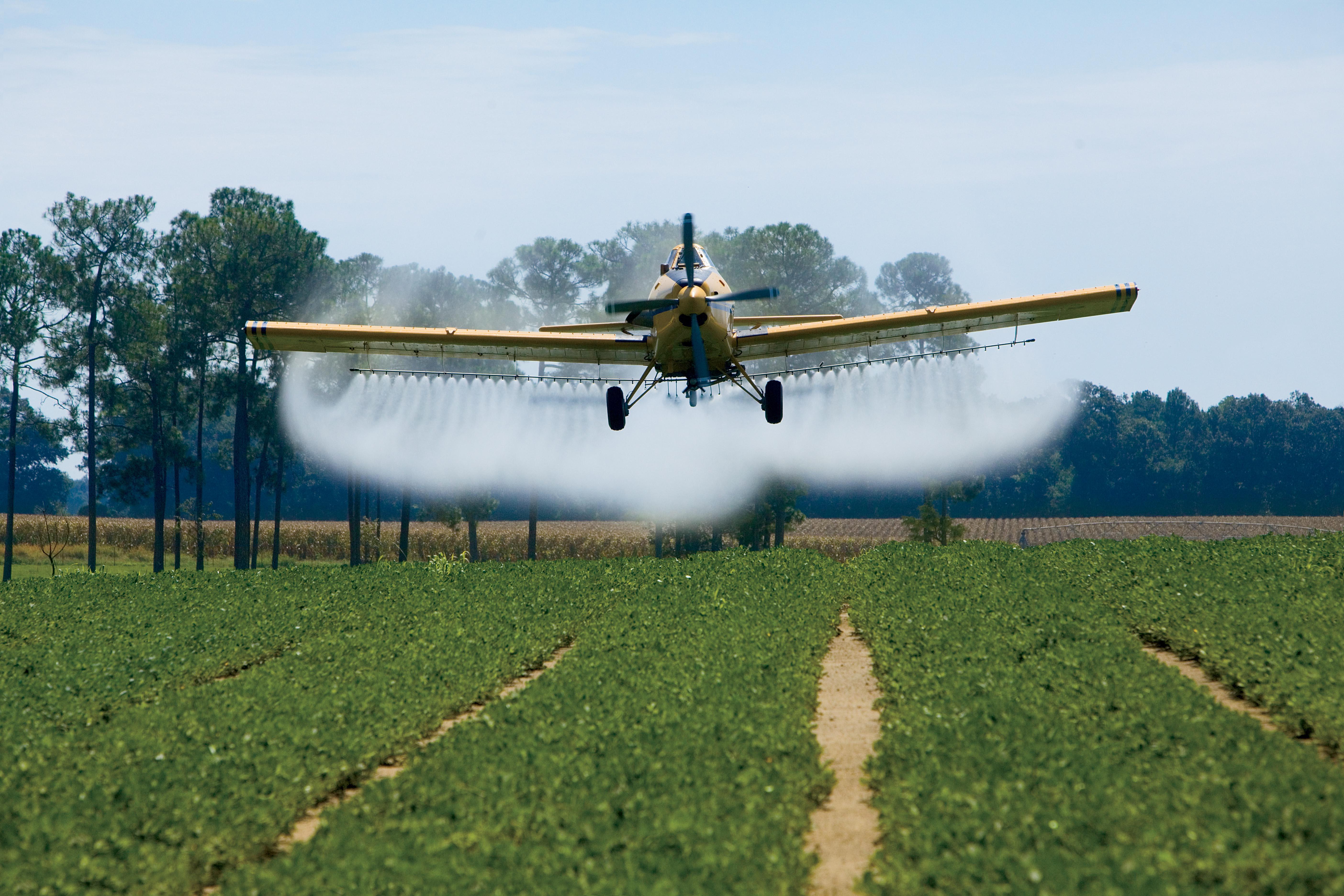Georgia Agriculture Takes Flight Farm Flavor