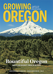Grow Oregon 2014 cover