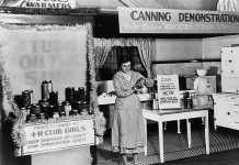 canning demonstration