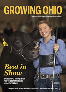 Growing Ohio 2015 cover