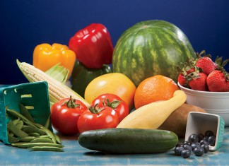 Indiana produce