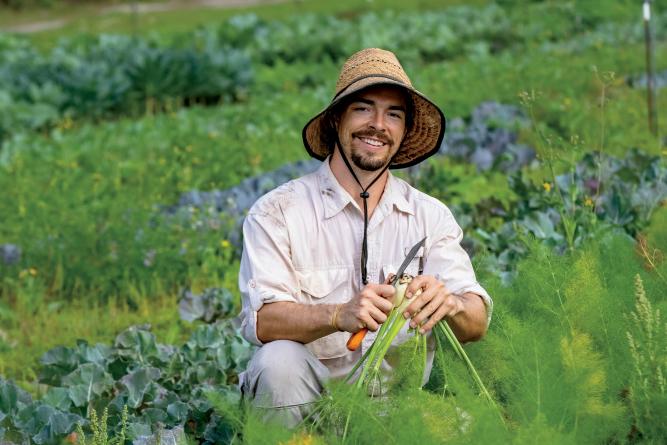 Sweetwater Organic Community Farm