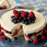 Lemon Berry Tiramisu