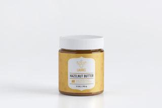 Oregon hazelnut butter