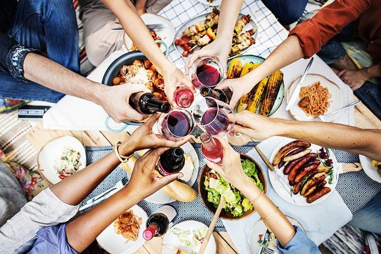 hyper-local food movement
