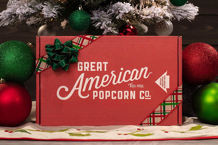 Illinois gift guide; Great American Popcorn Co.