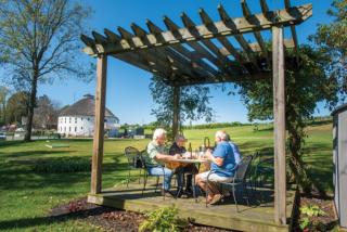Moersch's Round Barn Winery