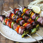 Greek Steak Kebabs
