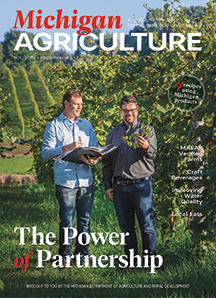 Michigan Agriculture Magazine