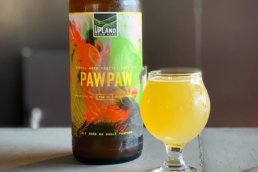 pawpaw beer