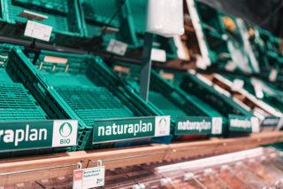 empty store shelves; U.S. food shortage