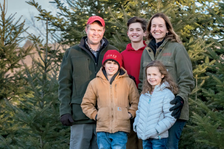 How Generations Of Growth Thrive At Jones Family Farms Farm Flavor
