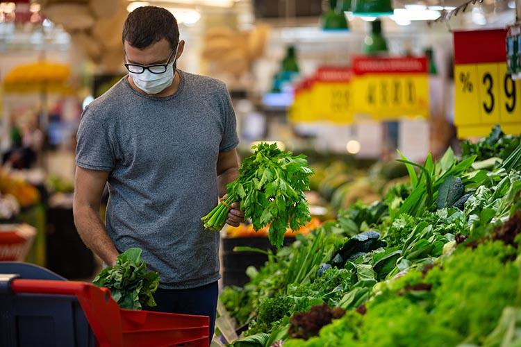 food supply chain; COVID-19