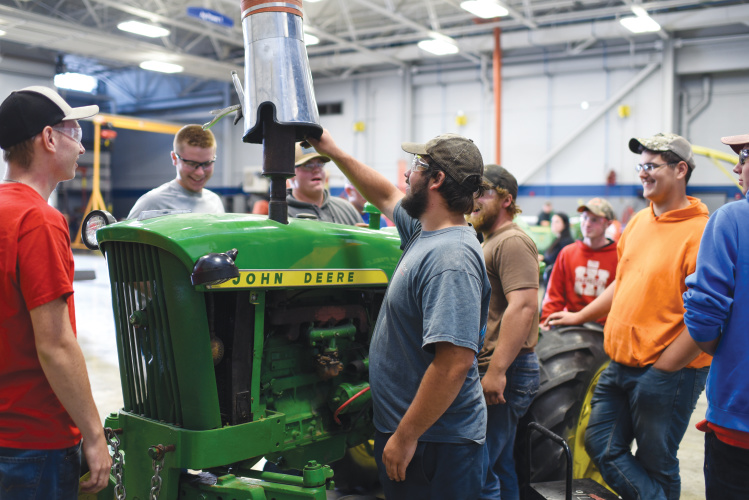 Wisconsin ag careers