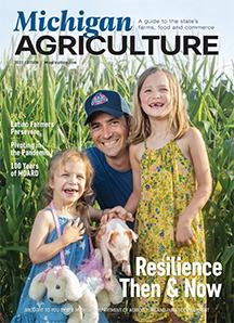 2021 Michigan Agriculture Magazine